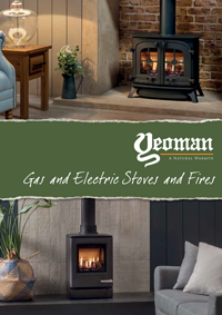 Yeoman Stoves brochure
