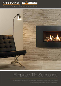 Fireplace Tile Surrounds Brochure