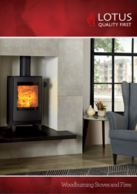 Brochures - Lotus Wood Burning Stoves & Fires